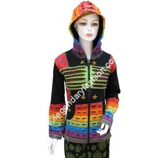 Ladies Rib Jacket