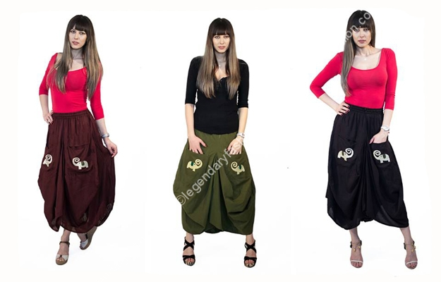 Ladies_bohemian_hippie_cotton_skirts