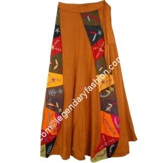 Ladies wrap-around Skirts